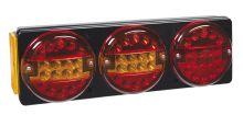 OΠΙΣΘΙΟΙ ΦΑΝΟΙ LED 5 ΛΕΙΤΟΥΡΓΙΩΝ 10-30V ΣΕΙΡΑ DSL-0500 & DSL-0500.07