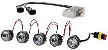 LED DAYTIME RUNNING LAMP 10-30V