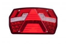 REAR LED LAMP WITH DYNAMIC D.I.